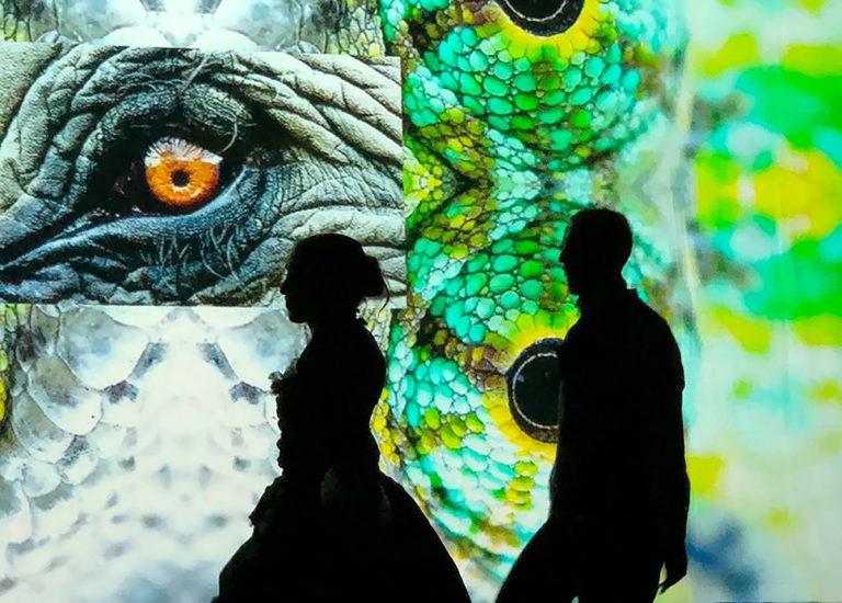 Wannabe e Outdoor dance floor allo Spazio Rossellini per BiennaleMArteLive 2019