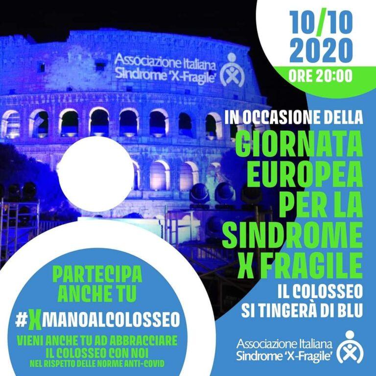 Il 10 Ottobre Giornata Europea della Sindrome X Fragile