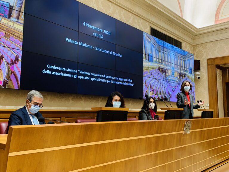 Giusy Versace illustra in Parlamento la nuova Proposta di Legge di cui è prima firmataria